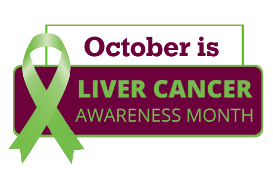 October is Liver Cancer Awareness Month